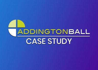 Addington Ball Case Study