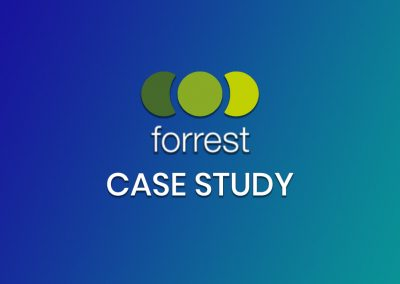 Forrest Case Study
