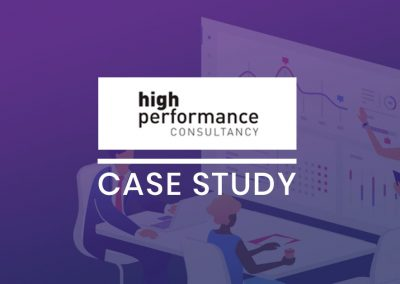 High Performance Consultancy