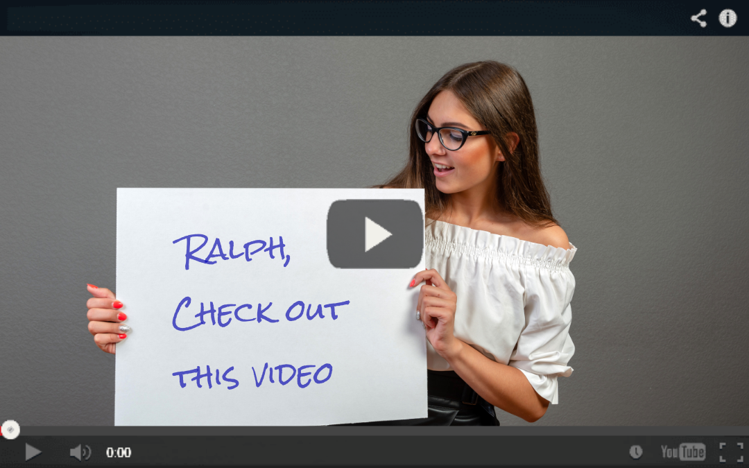 Personalised video: boost your outreach conversions by 20%